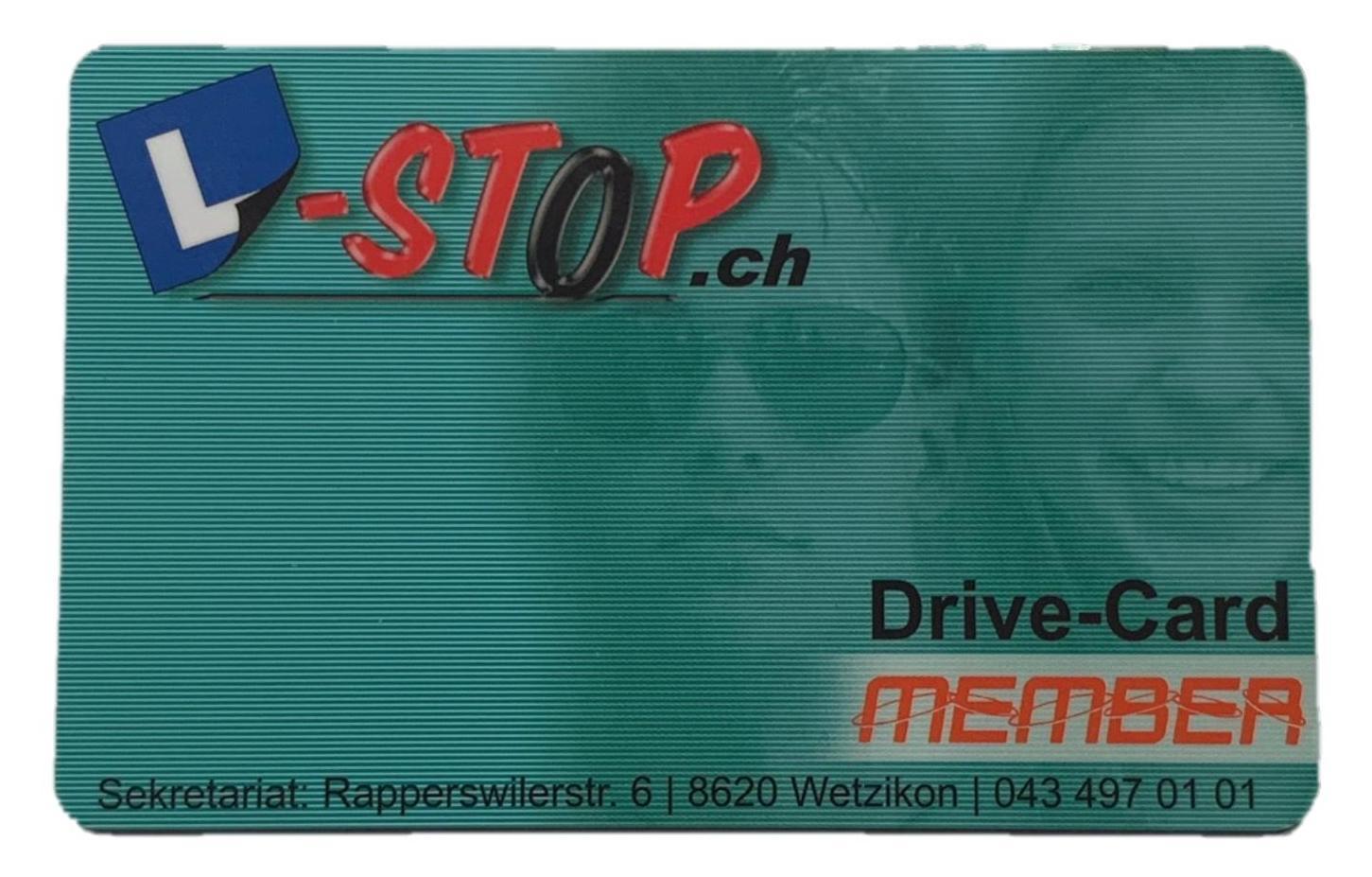 Memberkarte Adi Mahler